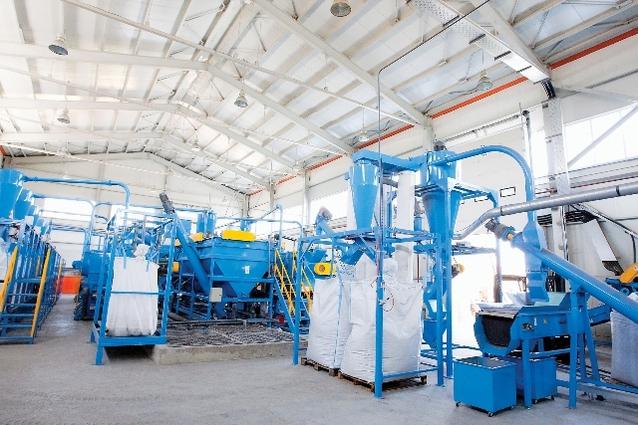 Pandurul : Fabrica de mase plastice își începe activitatea ...